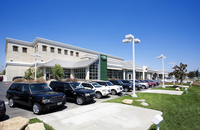 Jaguar Anaheim Hills >> Matson Architects Inc.: Serving Los Angeles and Orange County